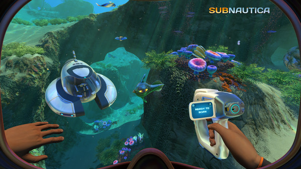 Subnautica Update 84 Free Download
