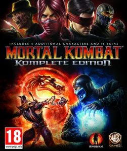 Mortal kombat komplete edition Download Free