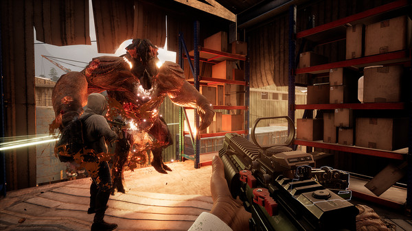 Earthfall Free Download