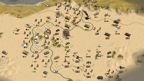 Order of Battle Sandstorm Free Download