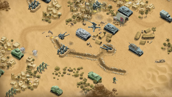 1943 Deadly Desert Free Download