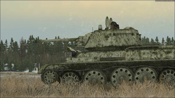 Graviteam Tactics Black Snow Free Download