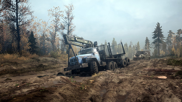 Spintires MudRunner The Ridge Free Download