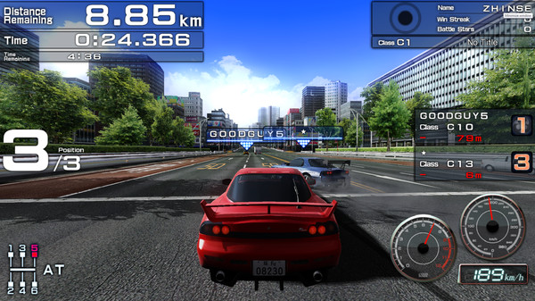 FAST BEAT LOOP RACER GT PC Game Free Download