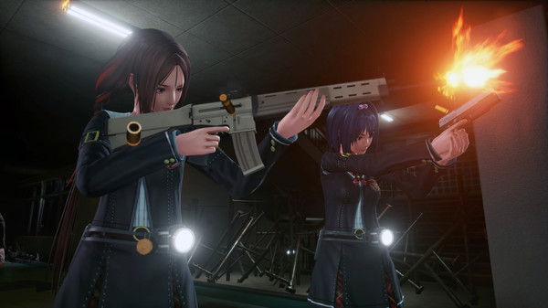 SGZH School Girl Zombie Hunter Free Download