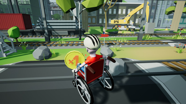 Wheelchair Simulator Free Download