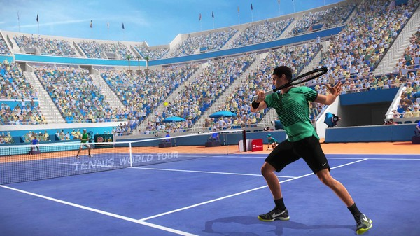 Tennis World Tour Free Download