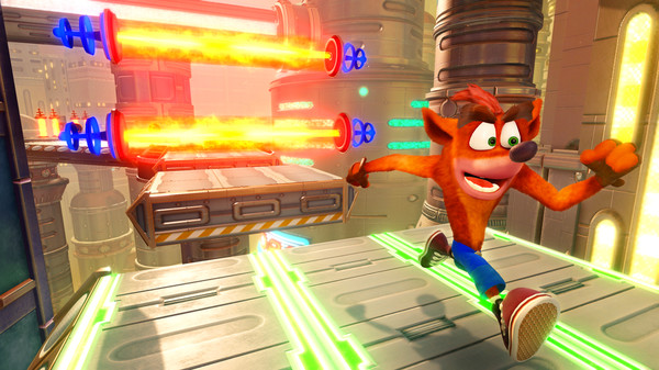 Crash Bandicoot N.Sane Trilogy Free Download