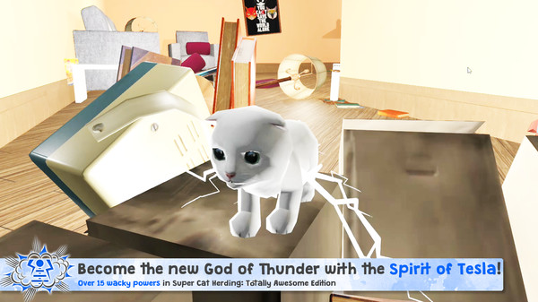 Super Cat Herding Totally Awesome Edition Free Download