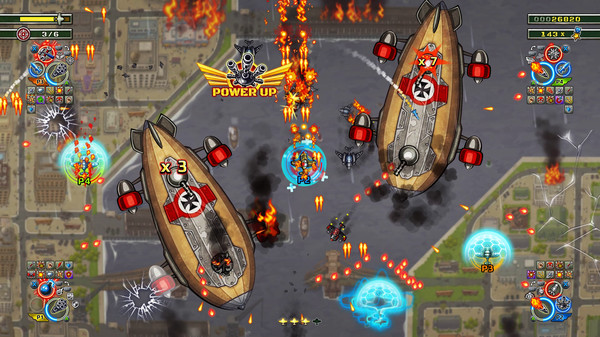 Aces of the Luftwaffe Squadron Free Download