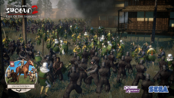 Total War Shogun 2 Fall of the Samurai Free Download - Ocean Of Games