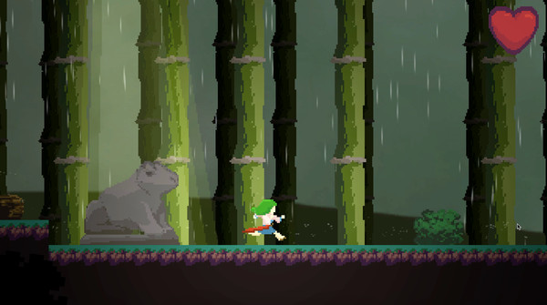 RAIN Project a touhou fangame Free Download