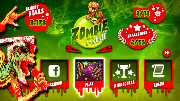 Zombie Pinball Free Download