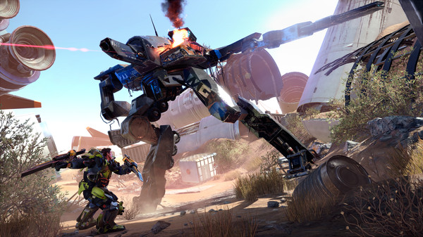 The Surge The Good the Bad and the Augmented Free Download