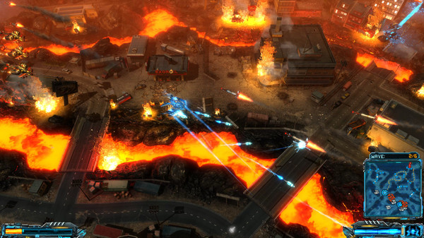X-Morph Defense Last Bastion Free Download