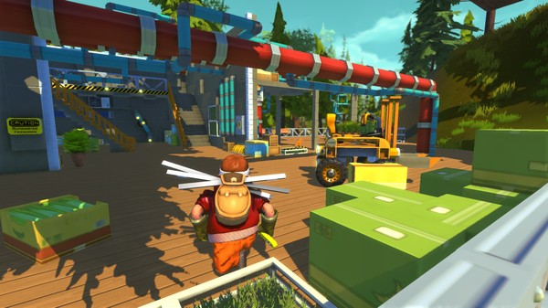 Scrap Mechanic v0.3.1 Free Download