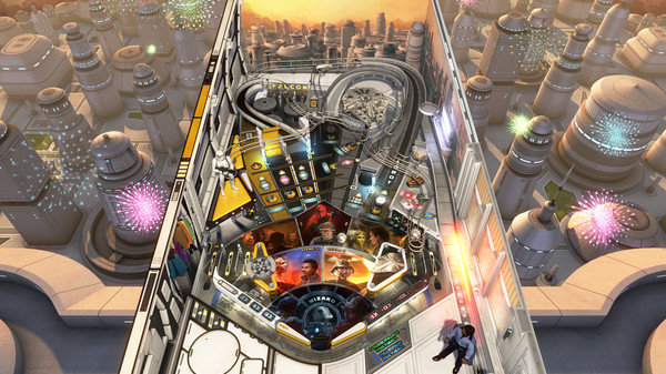 Pinball FX3 Star Wars Pinball Solo Free Download