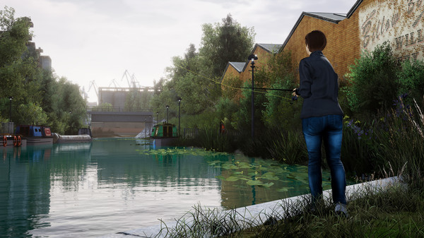 Fishing Sim World Free Download
