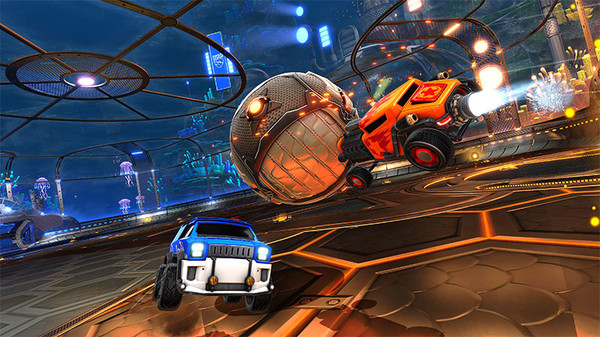 Rocket League Hot Wheels Triple Threat DLC Free Download