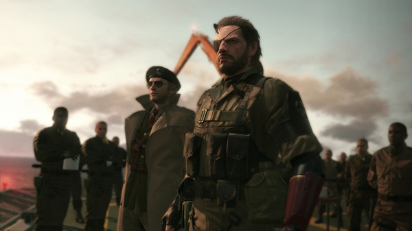 Metal Gear Solid V The Phantom Pain v1.0.7.1,v1.10,All DLCs,Multiplayer Free Download