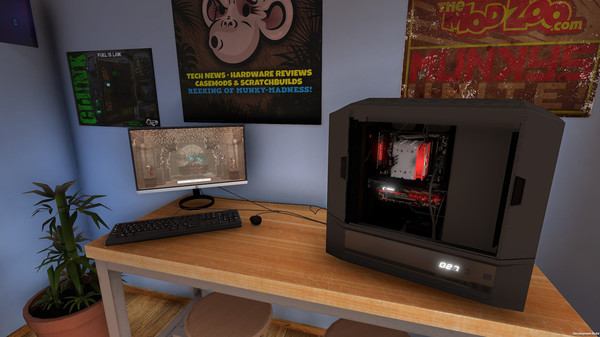 PC Building Simulator v0.9.0.0 Free Download