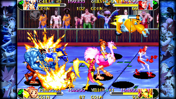 Capcom Beat Em Up Bundle Free Download