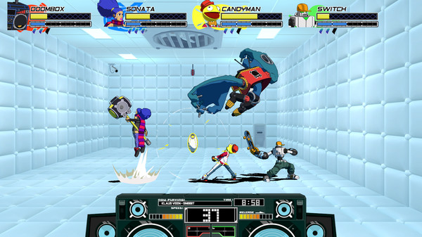 Lethal League Blaze Free Download