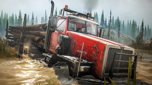 Spintires MudRunner American Wilds Free Download