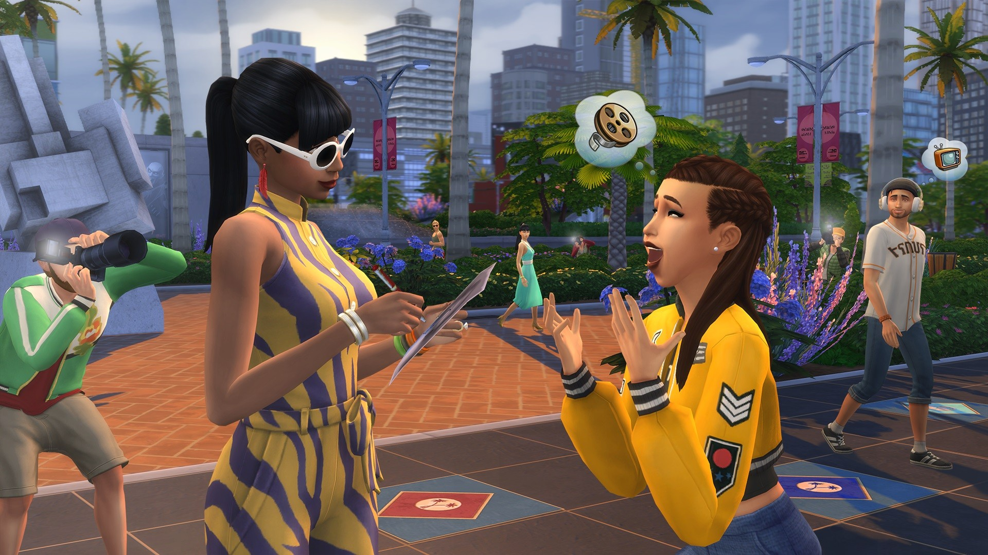 The Sims 4 Get Famous v1 47 49 1020 Free Download - Ocean Of