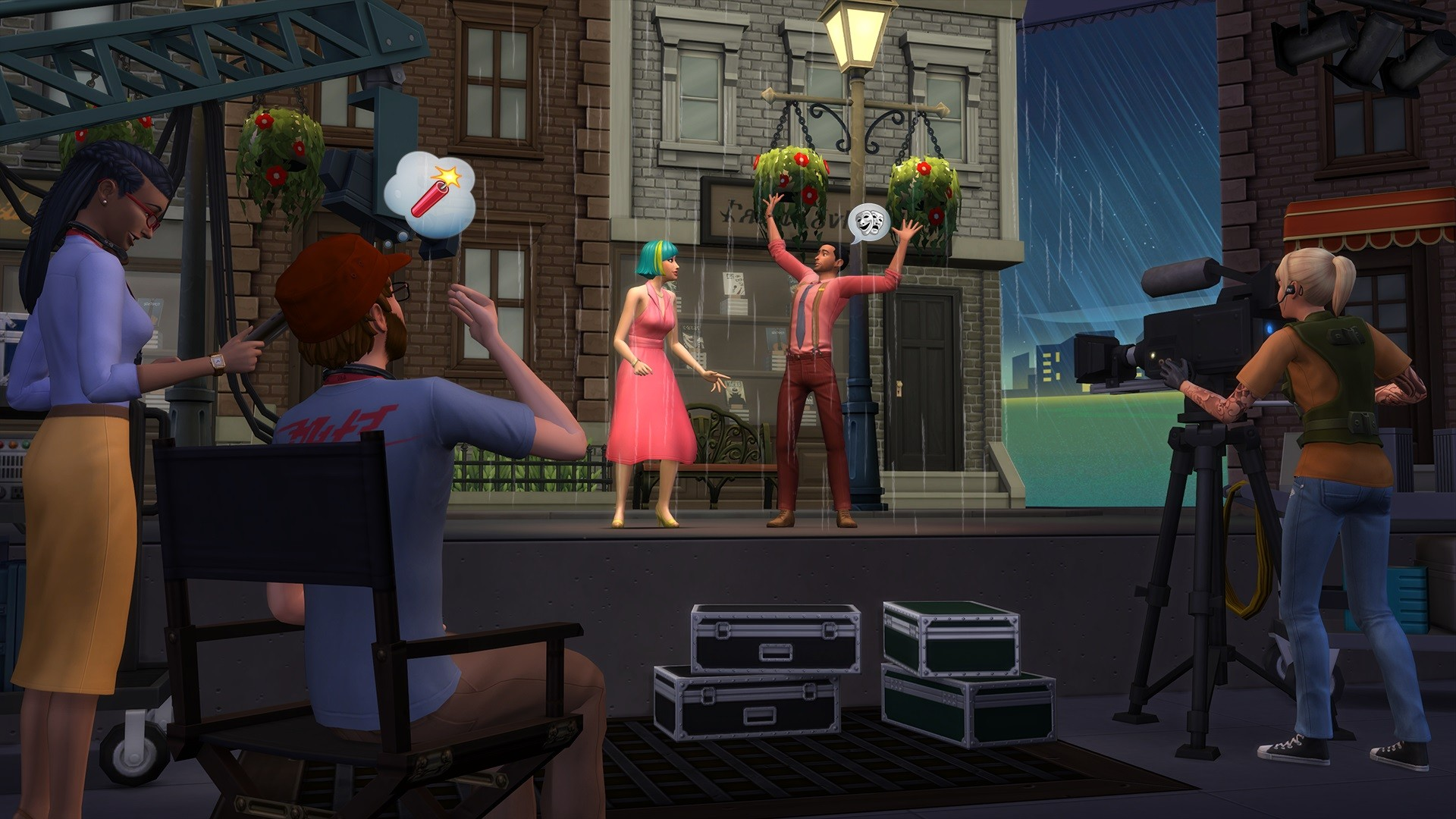 the sims 4 get famous download full pc game