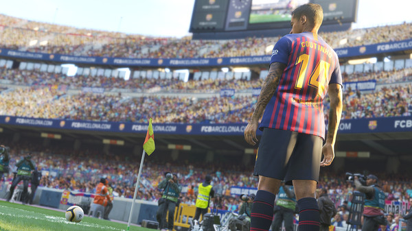 Pro Evolution Soccer 2019 Free Download - Ocean Of Games