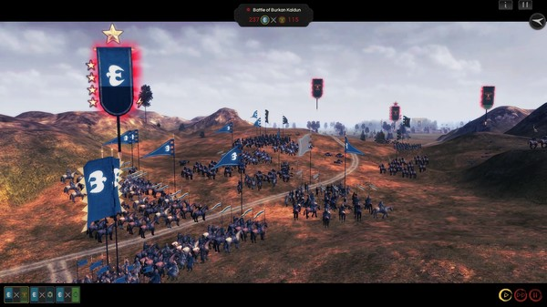 Oriental Empires Genghis Free Download