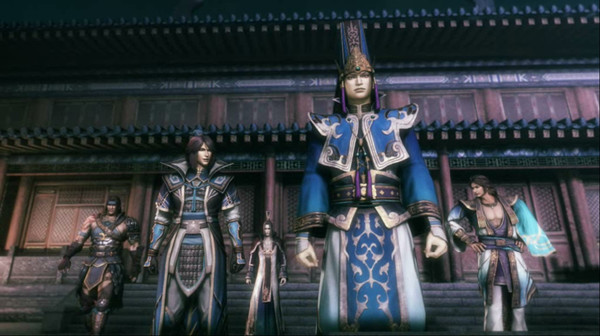 DYNASTY WARRIORS 7 Xtreme Legends Definitive Edition Free Download