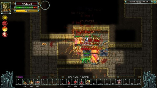 Rogue Empire Dungeon Crawler RPG Free Download