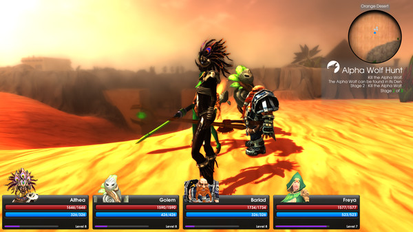 Grand Battle Free Download