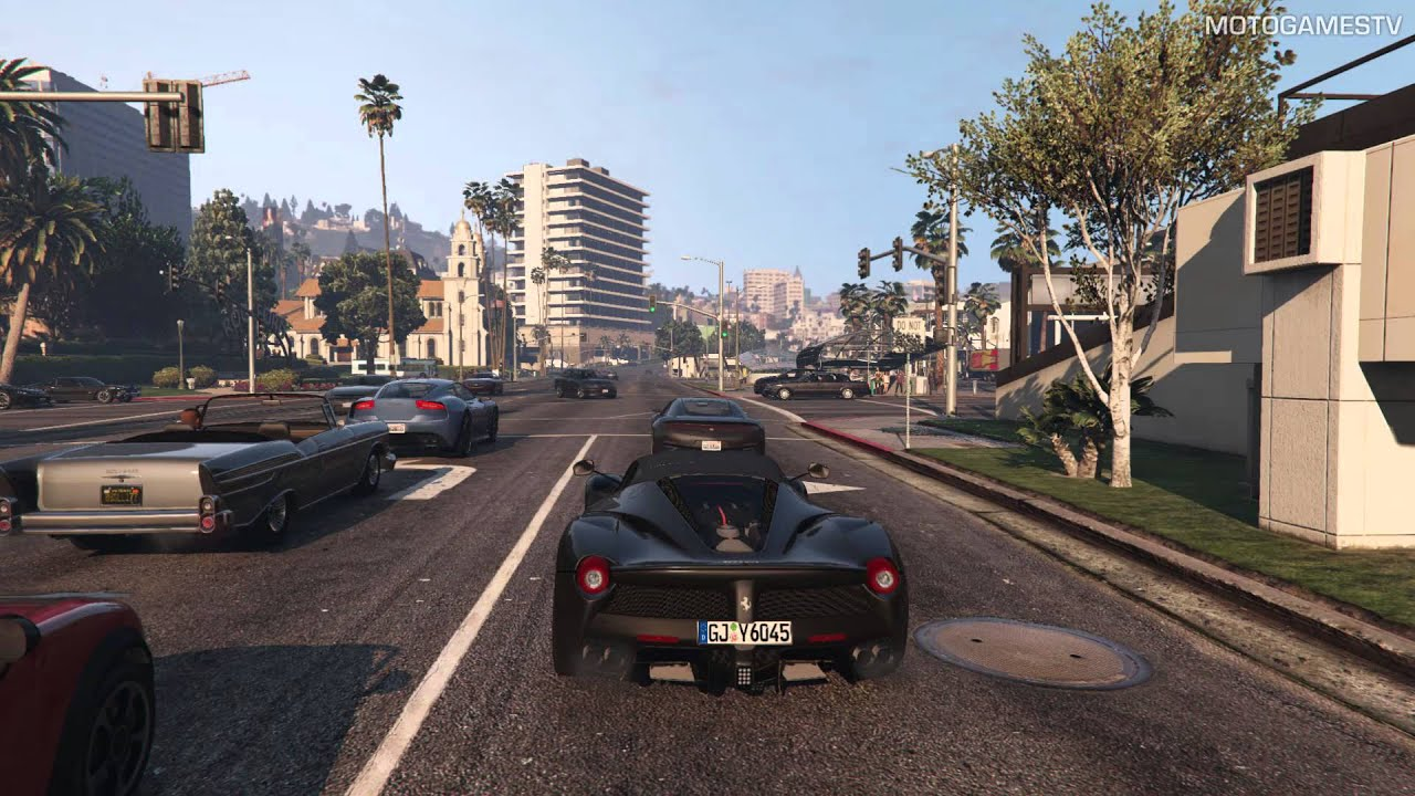 GTA V Free Download - Ocean Of Games