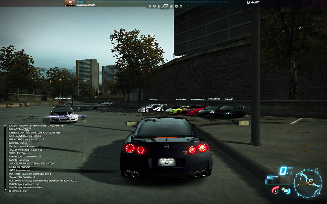 Need For Speed World 2010 Offline Server Free Download