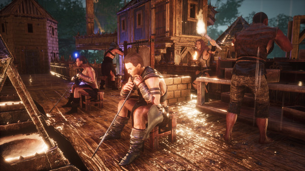 Conan Exiles Repack + 4 DLCs Free Download