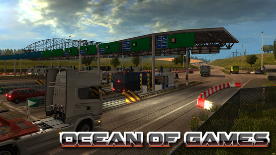 Euro Truck Simulator 2 v 1.34.0.25s Free Download