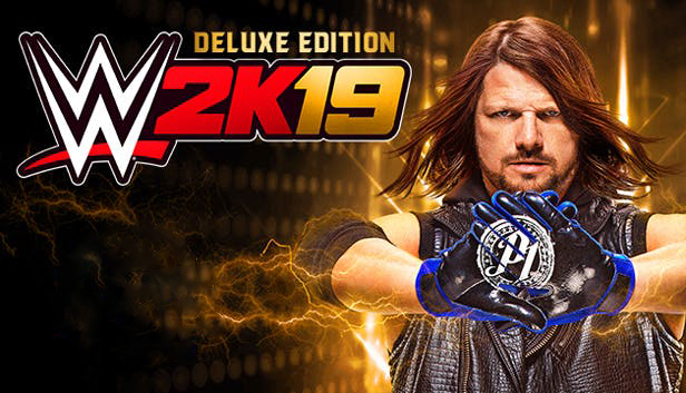 WWE 2K19 Digital Deluxe Edition Free Download