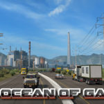 American Truck Simulator Utah v1.37 CODEX Free Download
